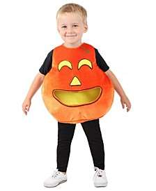 Big Girls and Boys Feed Me Pumpkin Costume