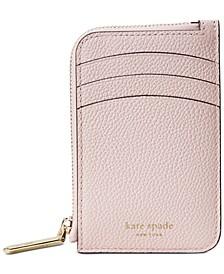Margaux Zip Card Holder