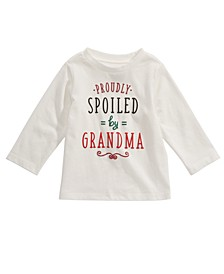 Baby Boys Spoiled-Print T-Shirt, Created For Macy's