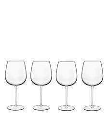 Talismano Burgundy 25.25oz - Set of 4