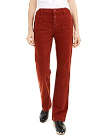 Ava Corduroy Bootcut Jeans