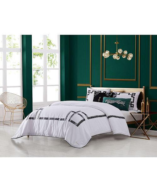 Juicy Couture Lattice Bedding Collection