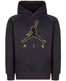 Big Boys Jumpman Fleece Hoodie