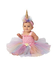 Baby Girls Unicorn Tutu Deluxe Costume