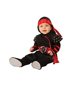 Baby Girls and Boys Ninja Deluxe Costume