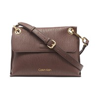 Deals on Calvin Klein Sonoma Flap Crossbody