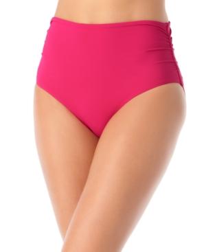 High-Waist Bikini Bottoms Women's Swimsuit