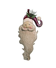 Christmas Santa Wreath Holder