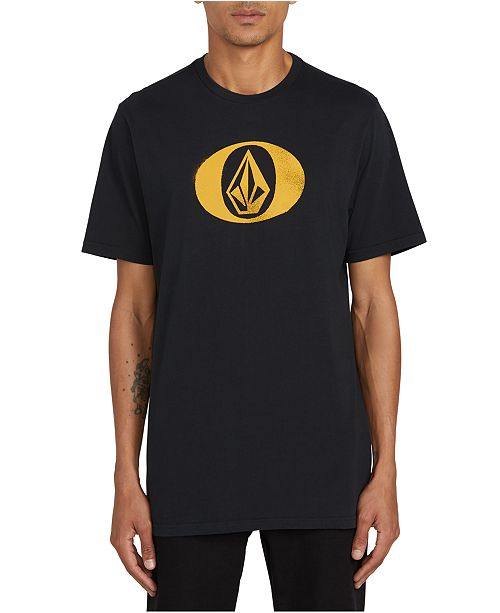 Volcom Men's Elliptical Logo T-Shirt