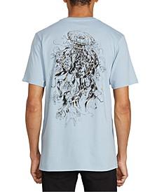 Men's PangeaSeed Metallic Graphic T-Shirt