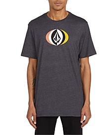 Men's Layer Round Logo T-Shirt