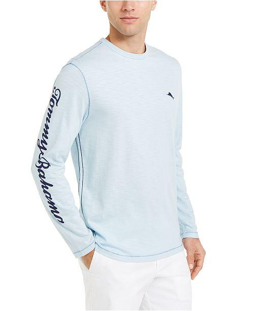 Tommy Bahama Men's Big Wave Marlin Lux Graphic Pima Cotton T-Shirt