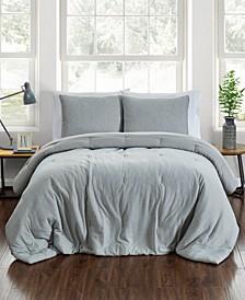 CLOSEOUT! Jersey 2-Pc. Twin Comforter Set