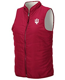 Women's Indiana Hoosiers Blatch Reversible Vest