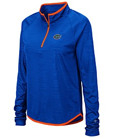 Women's Florida Gators Soulmate Quarter-Zip Pullover