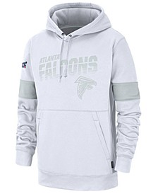 Men's Atlanta Falcons 100th Anniversary Sideline Line of Scrimmage Therma Hoodie