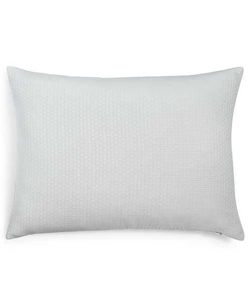 "Calvin Klein  Oval Dash 14"" X 20"" Decorative  Pillow"