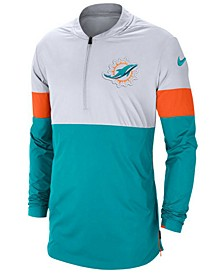 Men's Miami Dolphins Lightweight Coaches Jacket