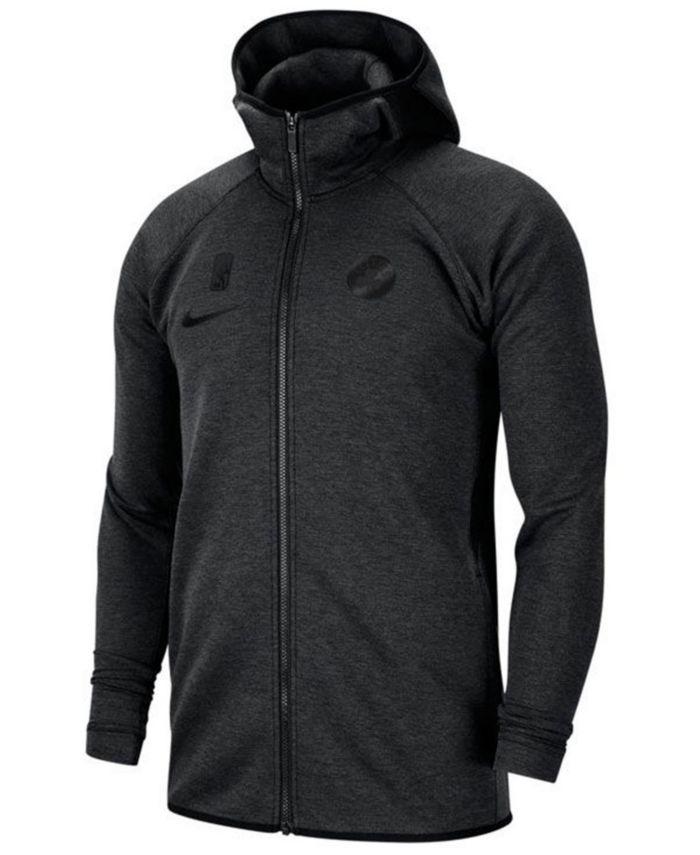 Nike Men's Boston Celtics Showtime Dry Full-Zip Hoodie & Reviews - Sports Fan Shop By Lids - Men - Macy's