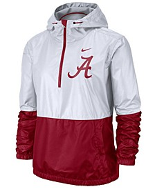 Women's Alabama Crimson Tide Half-Zip Jacket
