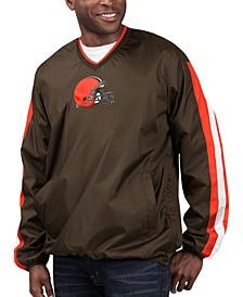 Men's Cleveland Browns Kickoff Pullover Jacket