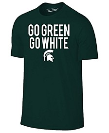 Men's Michigan State Spartans Slogan T-Shirt