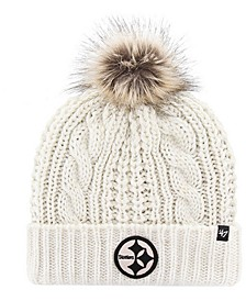 Women's Pittsburgh Steelers Meeko Knit Hat