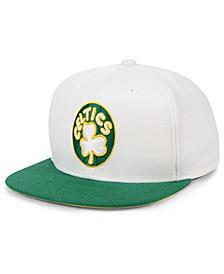 Boston Celtics 2 Tone Classic Snapback Cap