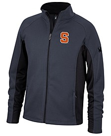 Spyder Men's Syracuse Orange Constant Full-Zip Sweater Jacket