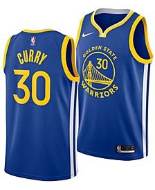 Men's Stephen Curry Golden State Warriors Icon Swingman Jersey
