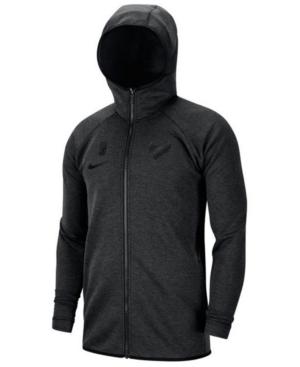 Nike Men's Chicago Bulls Showtime Dry Full-Zip Hoodie