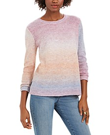 Ombré Sweater, Created for Macy's