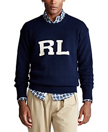 Men's Big & Tall RL Cotton Sweater