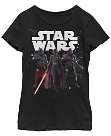 Big Girls Jedi Fallen Order Second Sister Purge Troopers Short Sleeve T-Shirt