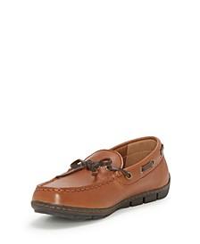 Mocc Little Boys Classic Driving Slip-On Dress Shoe