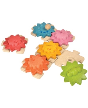 Plan Toys Gears Puzzles - Standard
