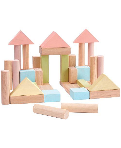 Plan Toys 40 Unit Blocks