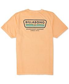 Men's Badge Logo Graphic T-Shirt