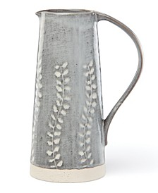 Textured Neutrals Large Pitcher
