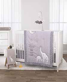 Dream Big Little Elephan Bedding Collection