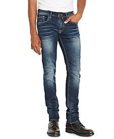 Men's MAX-X Skinny-Fit Jeans