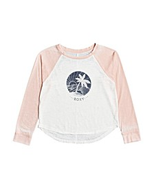 Little and Big Girl Simple Dreams A Graphic Tee