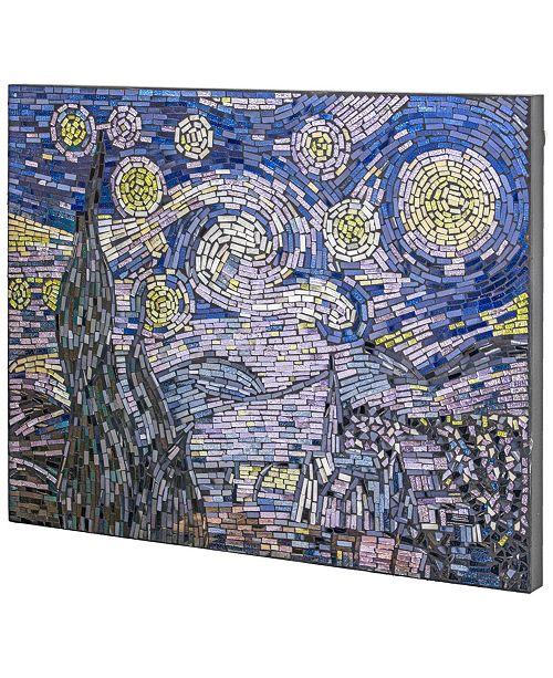 Vincent Van Gogh Starry