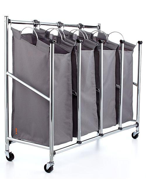 Neatfreak Hampers, Quad EVERFRESH® Laundry Sorter
