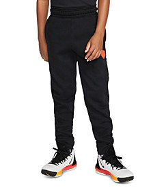 Big Boys Fleece LeBron Jogger Pants