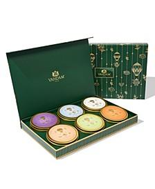 World Tea Assortment, Gift Set, 6 Teas 150 Servings