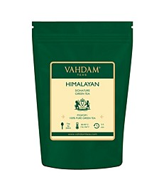Green Tea Leaves From Himalayas, 100% Natural Detox Tea 50 Servings
