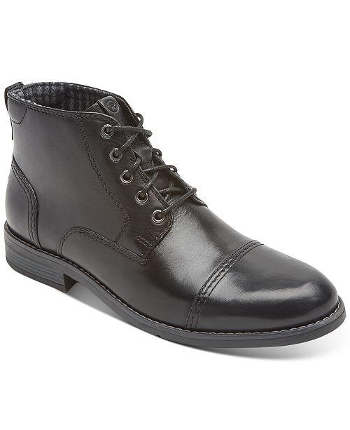 Rockport Men's Colden Cap Boots