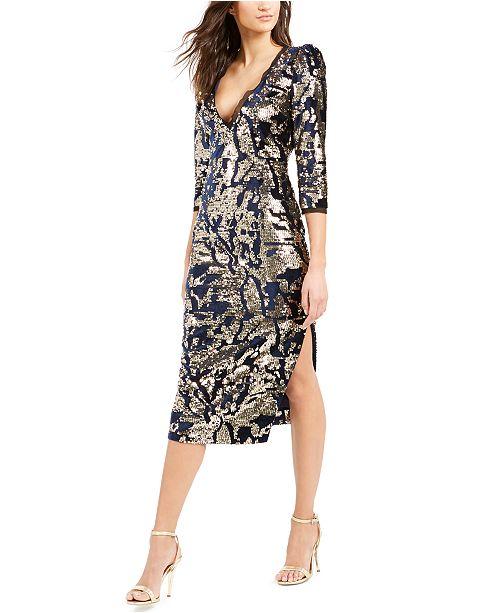 Rachel Zoe Sequined Dress