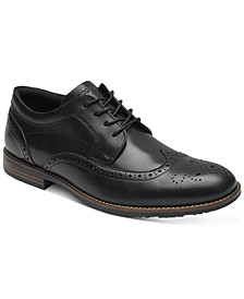 Men's Dustyn Wingtip Waterproof Oxfords